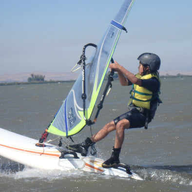 Windsurf Rental - Kids Season Pass