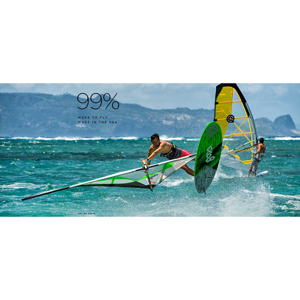 action Goya Ninety Nine 99% Carbon RDM Mast