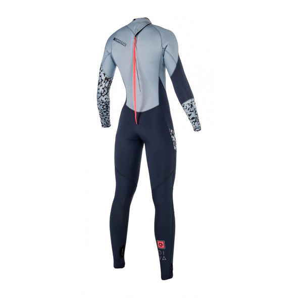 Mystic Diva 5/3mm Back-Zip Fullsuit Women