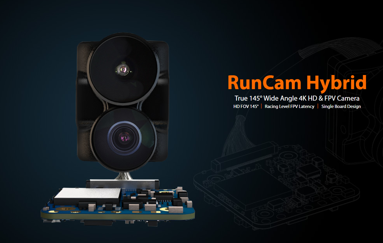 RunCam Split HD + FPV Camera