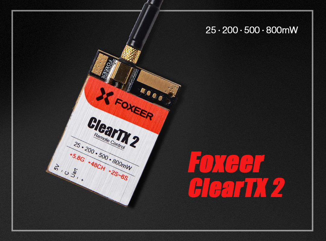Foxeer ClearTX 2