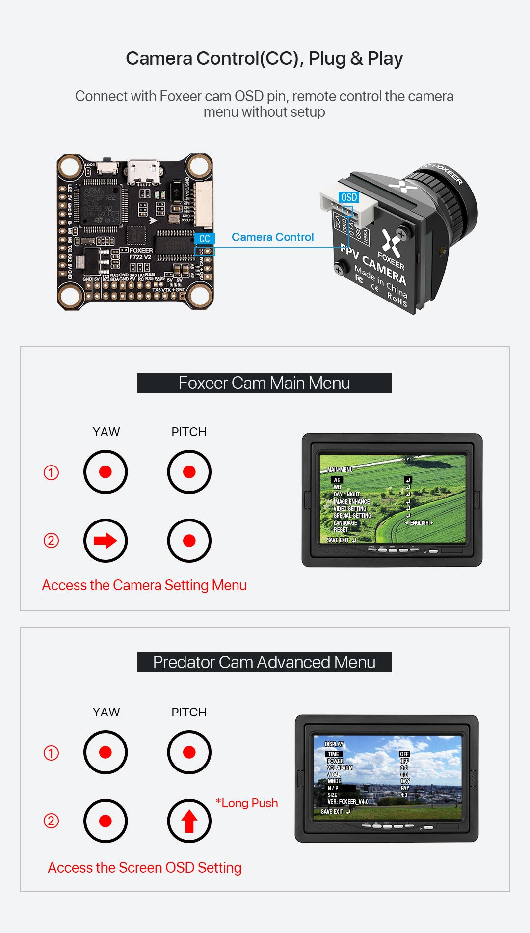 Foxeer F722 V2 Flight Controller