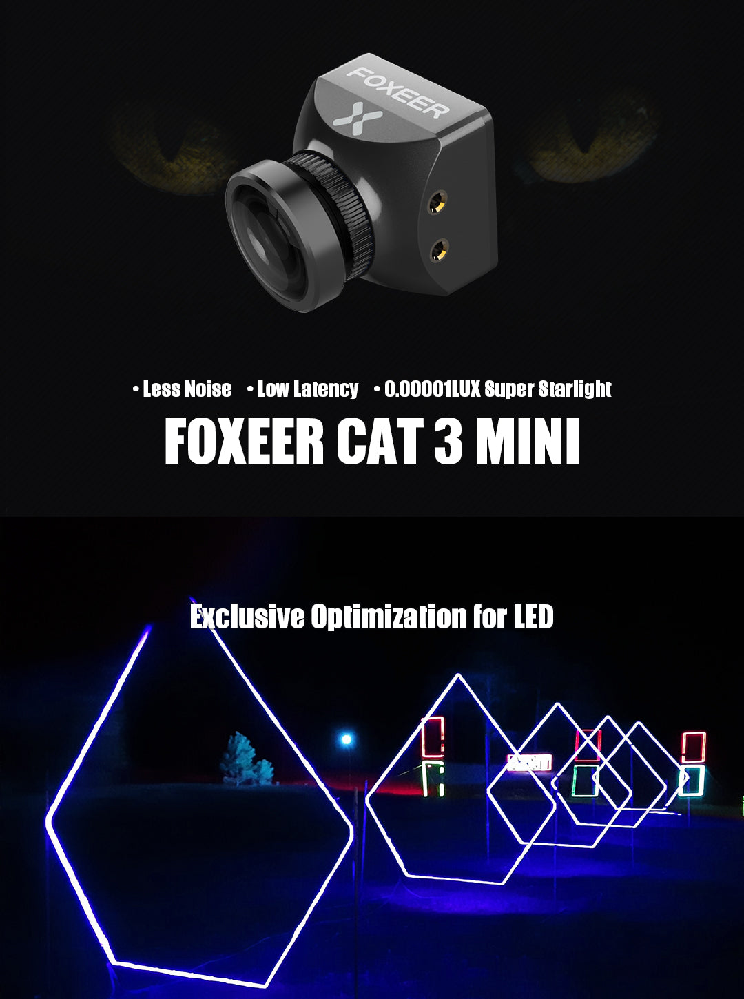 Foxeer Cat 3 Mini