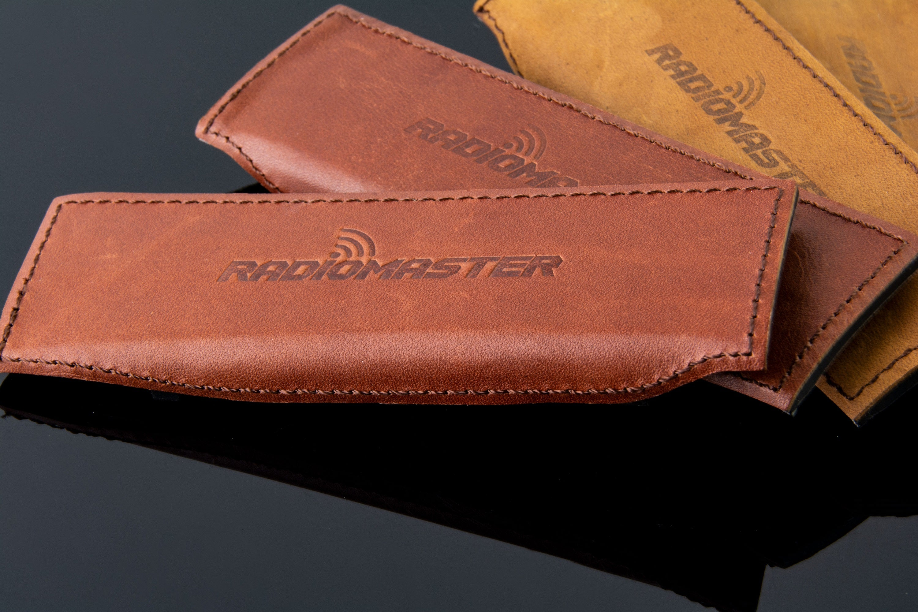 Radiomaster TX16S Leather Side Grips