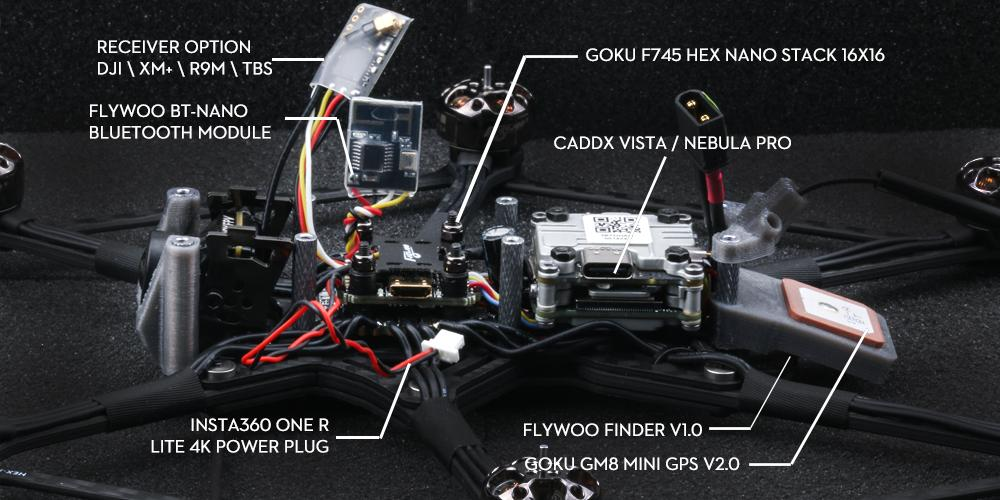 Flywoo Hexplorer HD