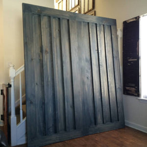 Board & Batten Door