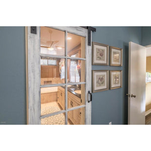 Traditional French Door