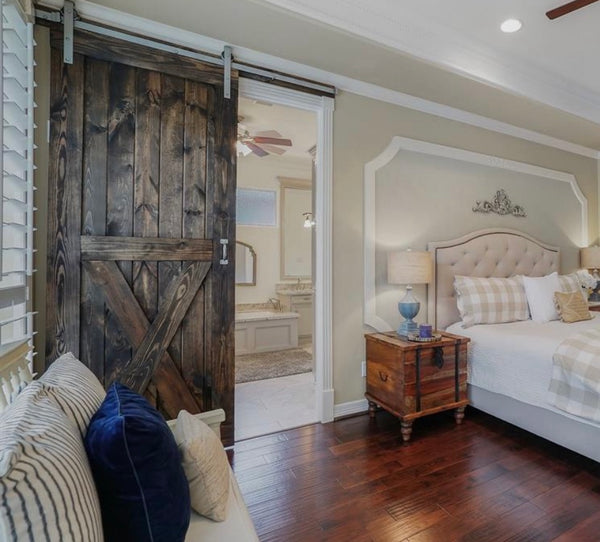 Vintage Farmhouse Barn Door