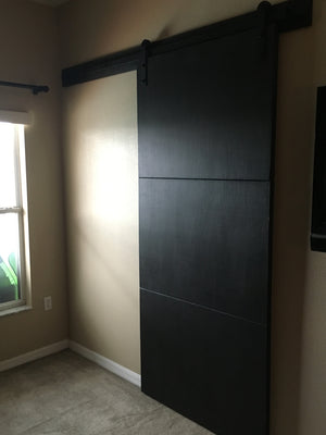 Minimalist Slab Door