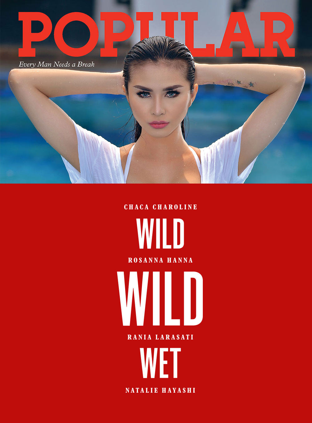 Majalah POPULAR Indonesia | Wild Wild Wet | Nov 2015 Edition