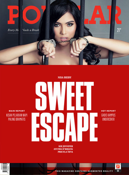 Majalah POPULAR Indonesia | Sweet Escape | April 2016 Edition