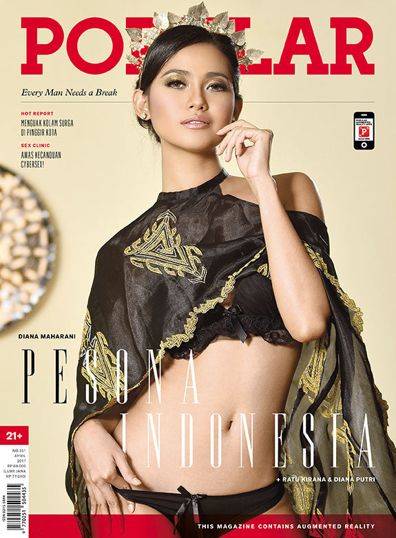 Pesona Indonesia | Majalah POPULAR Indonesia | April 2017