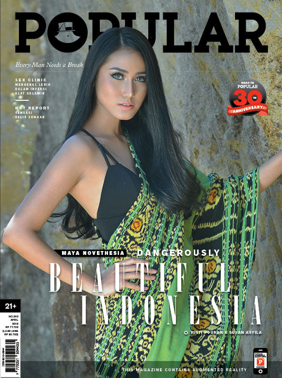 Dangerously Beautiful Indonesia | Maya Novethesia | April 2018