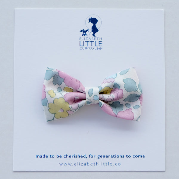 Betsy Lilac Miki Bow Hairclip - Limited Edition