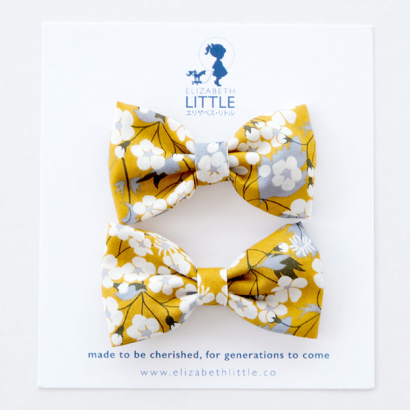 Autumn Hana Miki Bow Hairclip - Limited Edition
