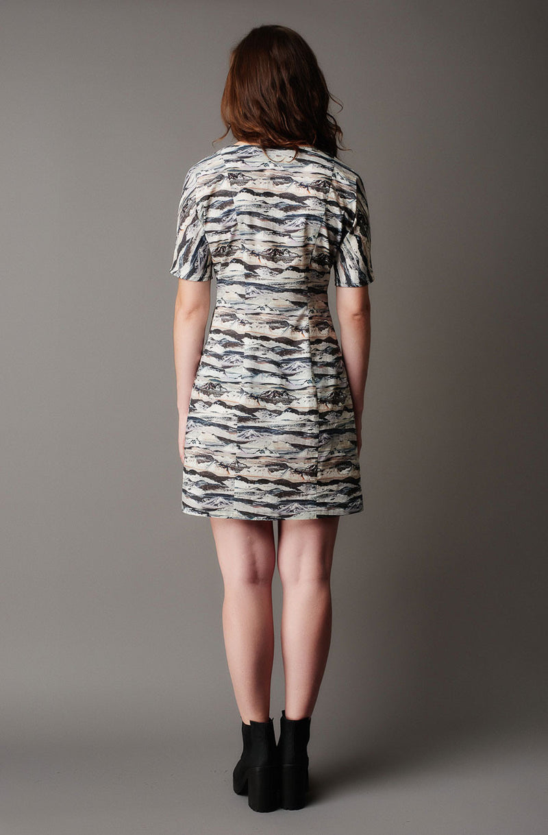 Deer and Doe Arum Dress Pattern