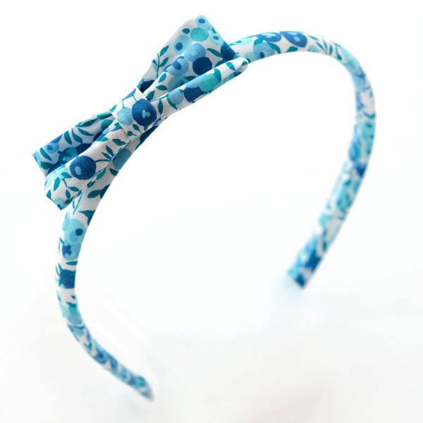 Berry Aqua Liberty Hairband