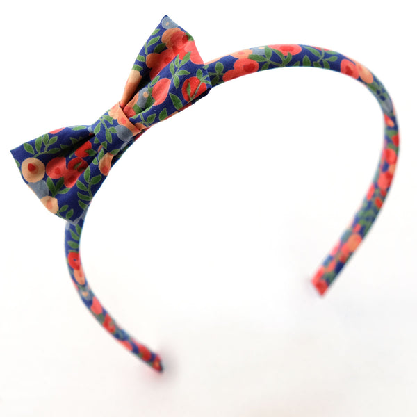 Berry Christmas Liberty Hairband