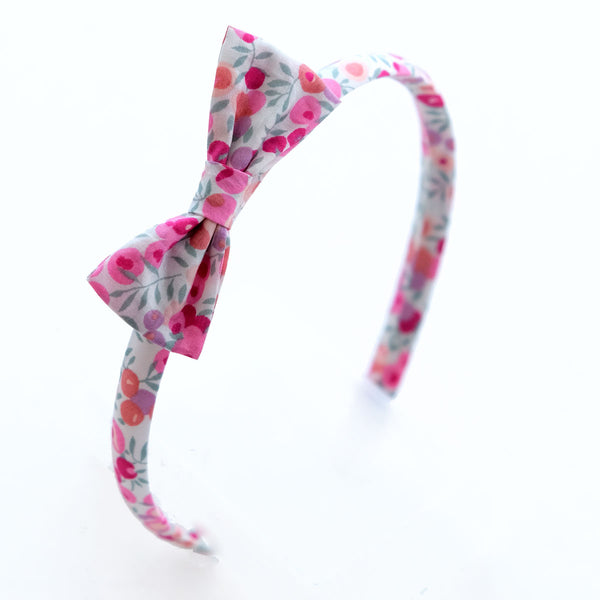 Berry Pink Liberty Hairband