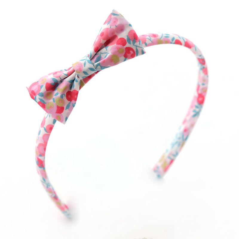 Berry Rose Liberty Hairband