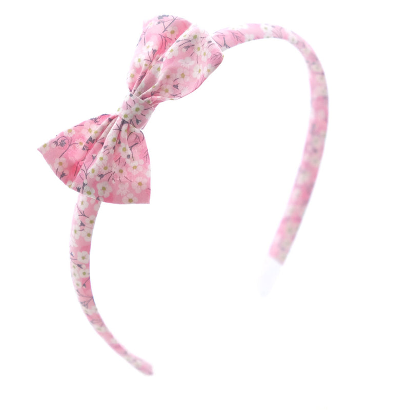 Sakura Pink Liberty Hairband