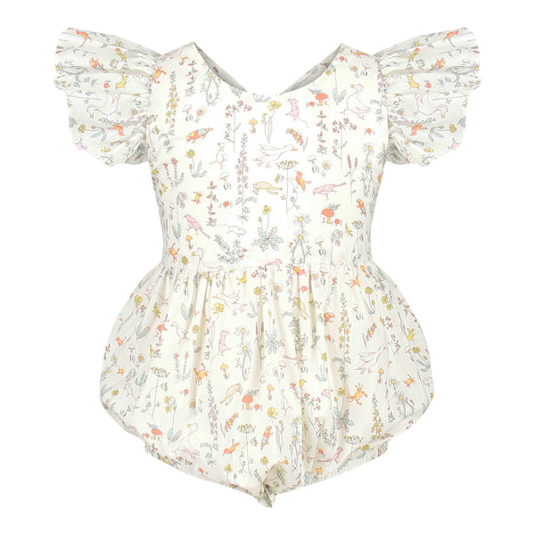 Hana Golden Afternoon Romper