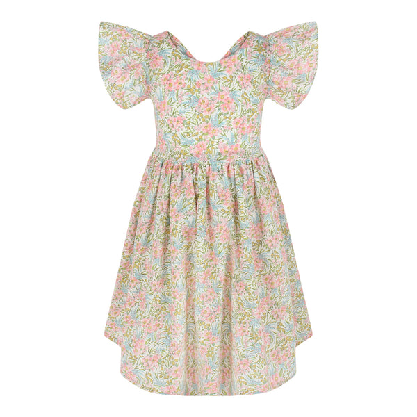Hana Blush Blossom Dress