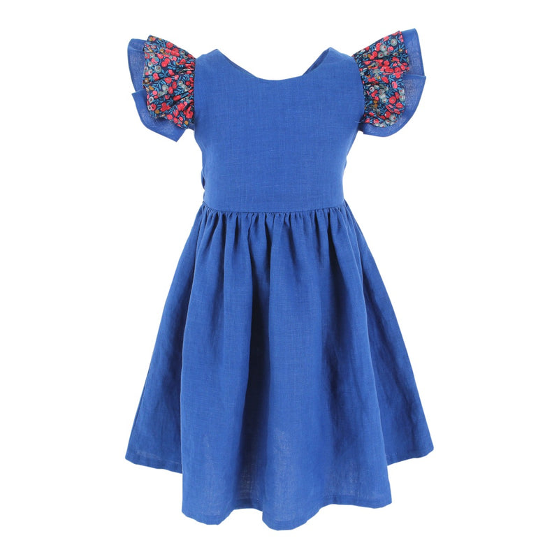 Hana Blueberrylicious Dress