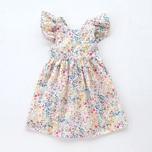 Hana Olivia Rainbow Dress