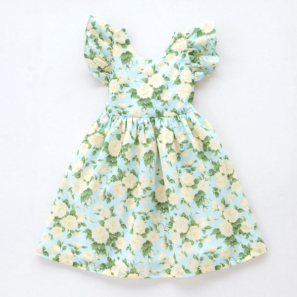 Hana Rachel Mint Dress