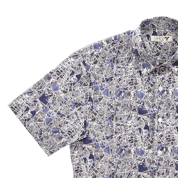Lennon Map Quest Shirt