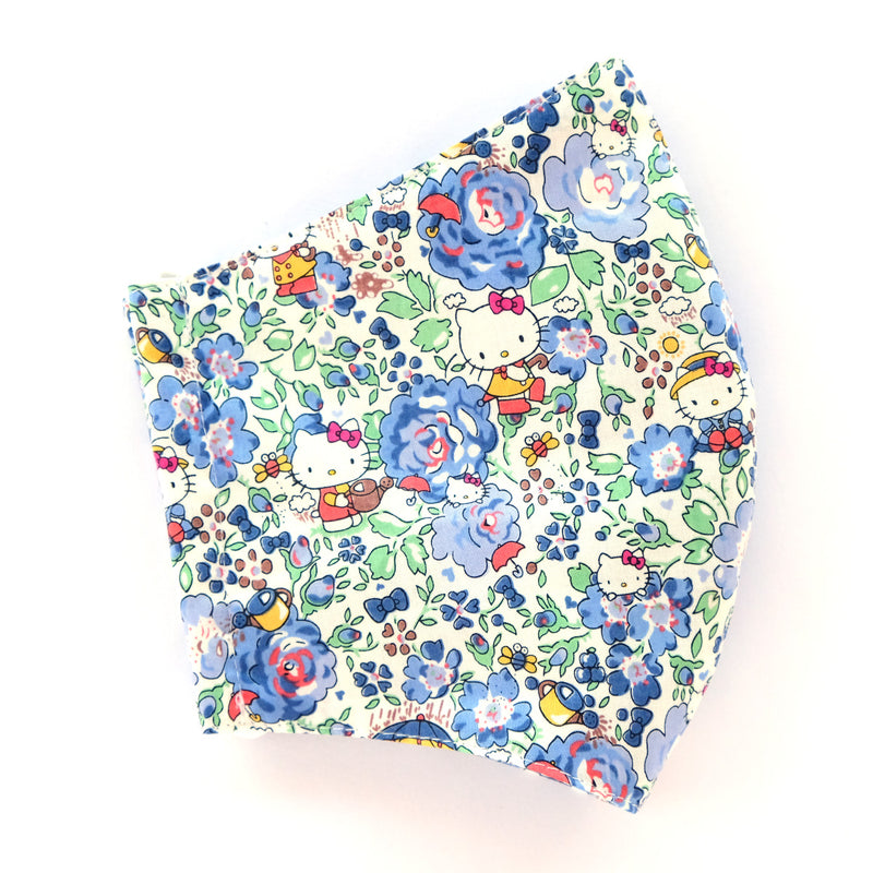 Tween Liberty Print Face Mask With Filter Insert Compartment [ 2 Ply ] 28-3-21