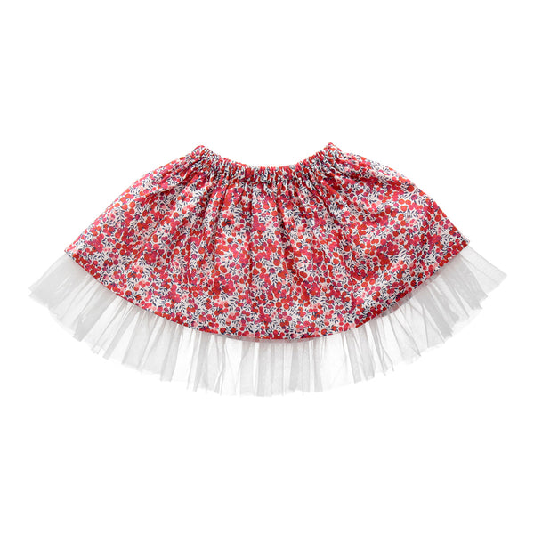 Mie Cherry Tutu Skirt
