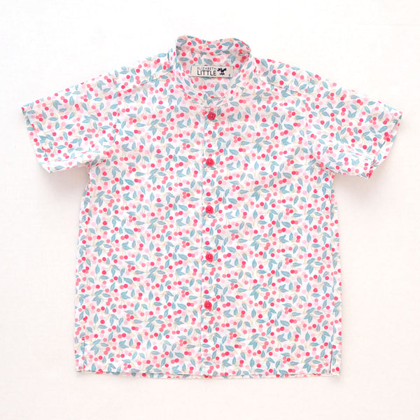 Nobu Cerise Boy Shirt