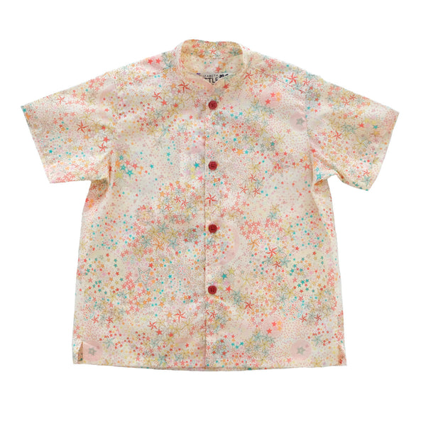 Nobu Constellation Mandarin Shirt