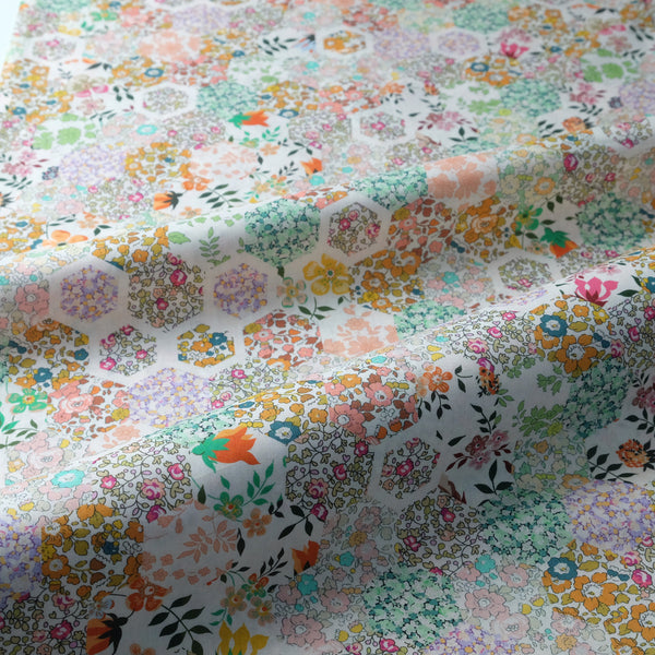 Patchwork Stories C Tana Lawn
