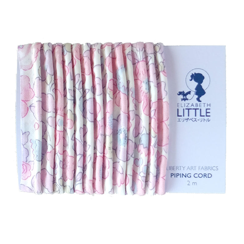 Betsy Blush Cord Piping