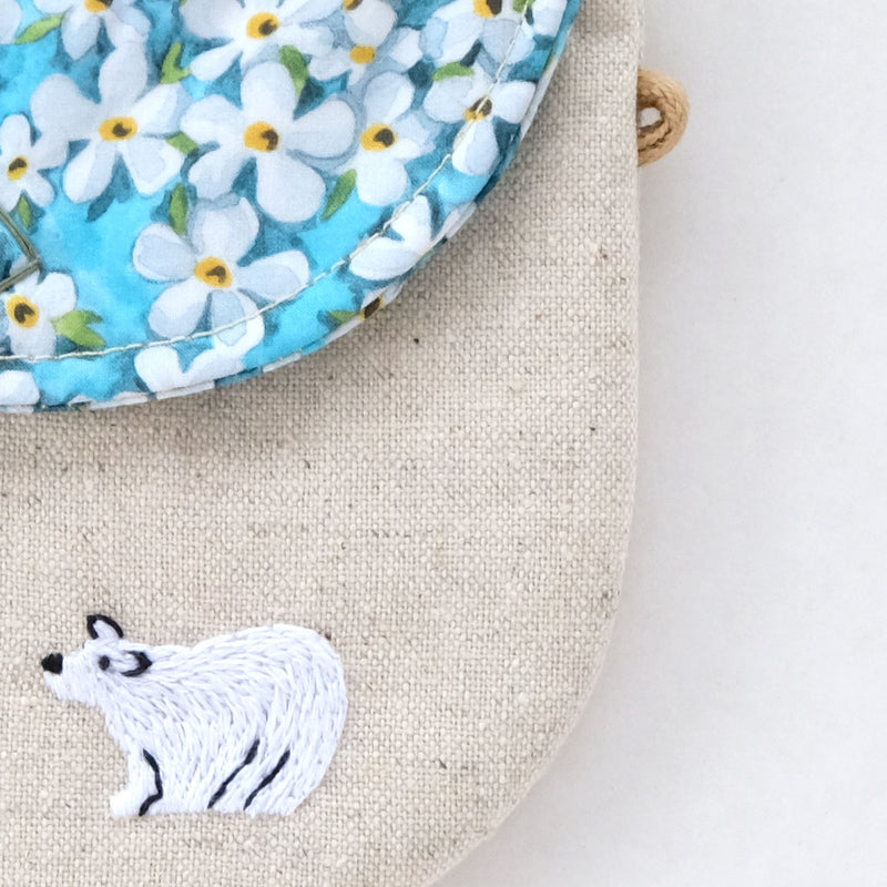 Daisy Wee Pouch - Pre-Order