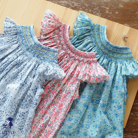 Heirloom Hand Smocked Dress - Preorder