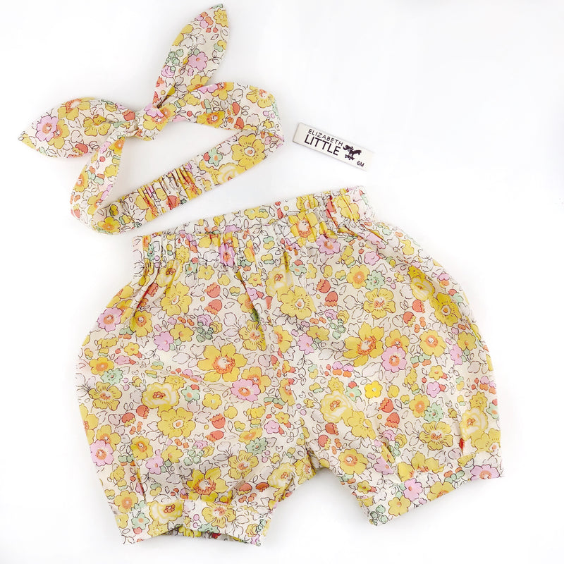 Summerlicious Bow Bloomers