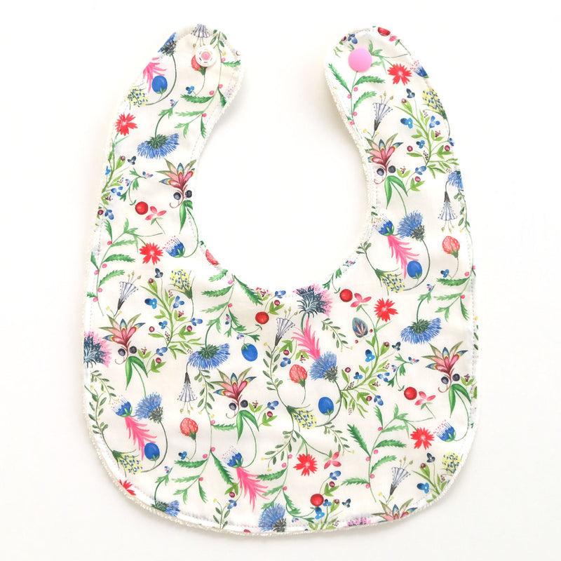 Blueberry Garden Bib