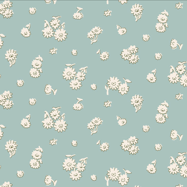 Tumbling Daisy Y Liberty Quilting Collection