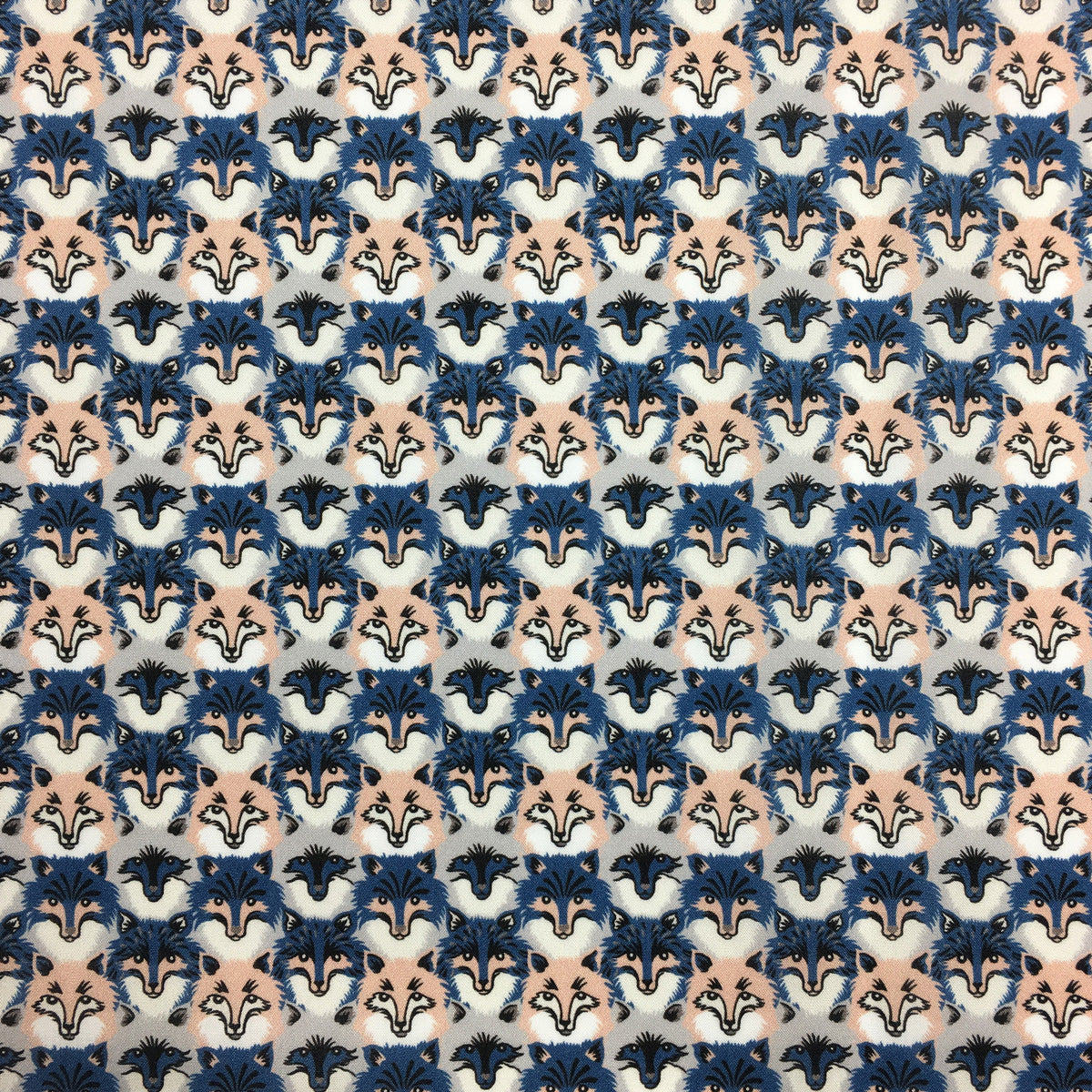 ALL SIZES WOLF PACK - LIBERTY TANA LAWN - 100/% COTTON FABRIC A