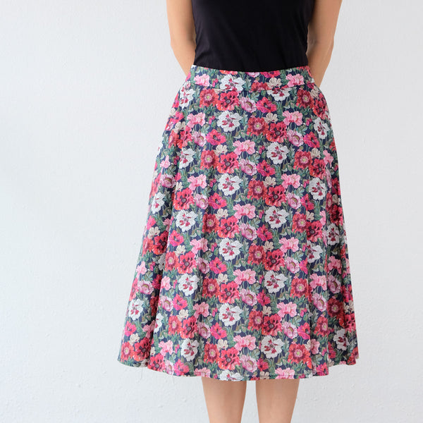 Yoko Skirt - Poetry Garden - One Piece