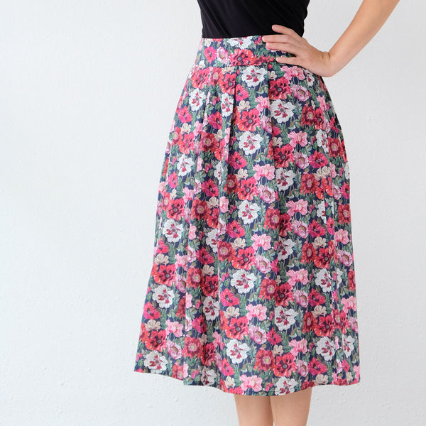 Yumi Skirt - Poetry Garden - One Piece