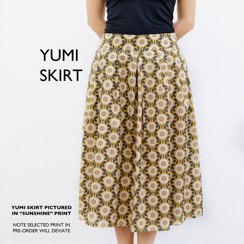 Skirt - 1883 Emerald - PREORDER