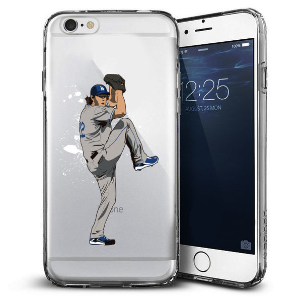 """The Claw"" Kershaw iPhone Case"