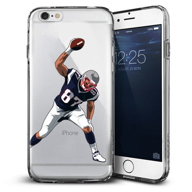 Gronk iPhone Case
