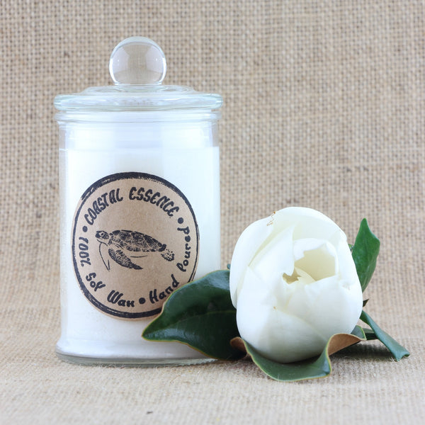 Scented Soy Wax Candles Jasmine Magnolia Hand Poured