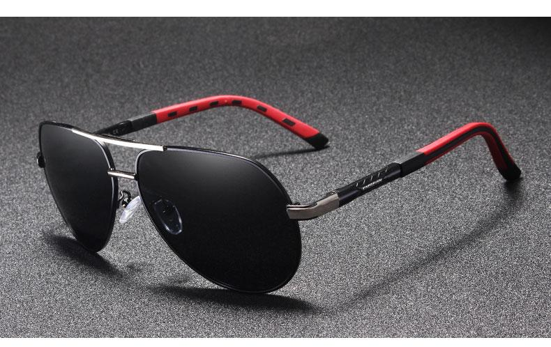 Pilot Polarized Aviators Shades